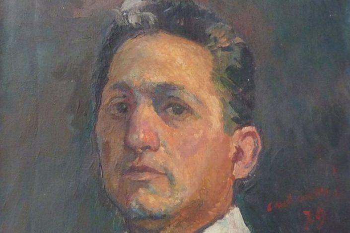 Autoretrat Carloandrés 1979