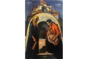 La font de la vida. Bruno Beran. Eivissa, 1935