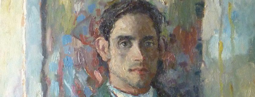 Joan Orvay Orvay. Retrat de Carloandrés
