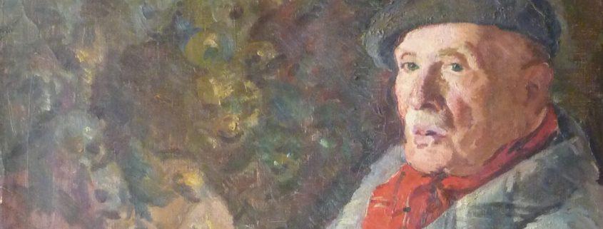 Ignacio Agudo Clarà (Retrat de Carloandrés. Detall. Eivissa. 1959)