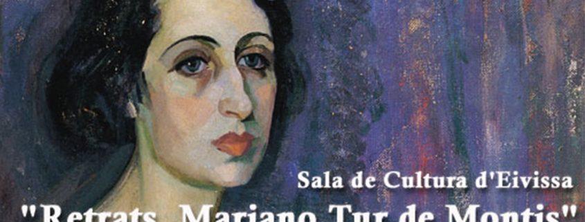Retrospectiva Marià Tur de Montis a la Sala de Sa Nostra. Eivissa 2012