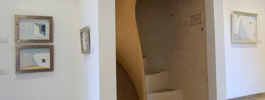 Vista parcial de l'exposició a Can Gelabert