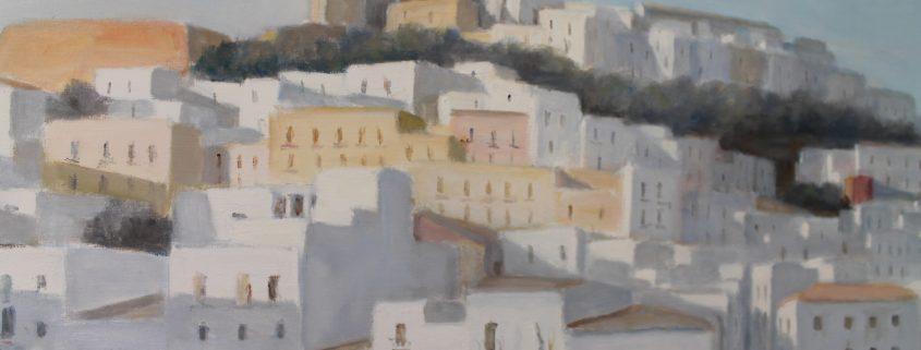 Vista d'Eivissa. Foto ArtXipelag