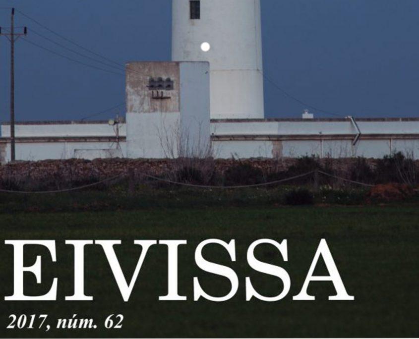 Portada de la Revista Eivissa, número 62