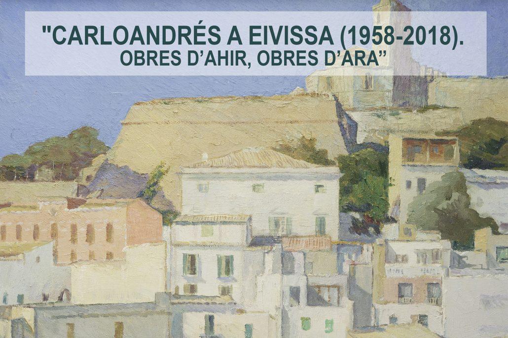 Cartell exposició Carloandrés