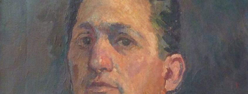 Autoretrat del pintor Carloandrés